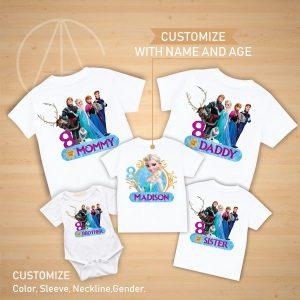 Camisetas para la Familia